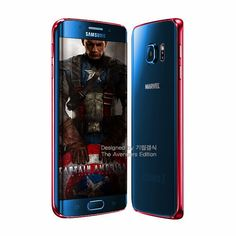 Dok Phone: Une collection Avengers pour le Samsung Galaxy S6 Edge
