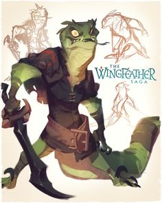 Wingfeather Saga - Principle Cast on Behance