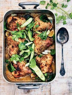 Lækker indisk kylling