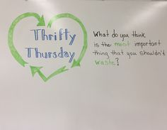 Whiteboard prompts - Most important thing you should not waste Teaching Tools, Teaching Resources, Leadership, Morning Board, Morning Activities, Daily Writing Prompts, Bell Work, Responsive Classroom, School Classroom