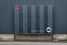 clever Leica zoom ad.