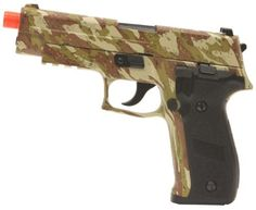 Soft Air Sig Sauer P226 Full Metal Gas Blowback Airsoft Pistol by Palco Sports. $98.15. The Sig Sauer® P226 gas blowback airsoft pistol features a full-metal construction and weighs an impressive 2.5 lbs. It also features a lower tactical rail, and the adjustable spin up ensures even more control.. Save 42% Off!