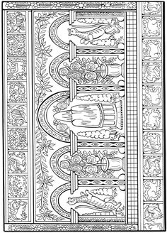 Welcome to Dover Publications  Creative Haven Mexican Folk Art Coloring Book