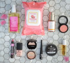 Top must haves for your beauty bag