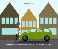 ¡Qué no te amarguen la vuelta al cole! Contrata nuestras Garantías Mecánicas y despreocúpate de posibles averías 😉  #Vehículo #España #VehículoOcasión #Motor #GarantíaMecánica #VueltaAlCole