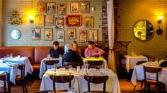 Throughout the year, Restaurant Editor Bill Addison will travel the country to chronicle what's happening in America's dining scene and to formulate his list of the essential 38 restaurants in...