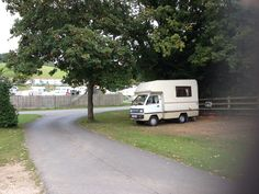 Another super sunny warm September stay down at Lady's Mile caravan & camping in Dawlish Devon !