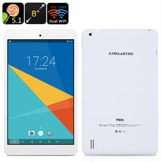 Teclast P80H Android Tablet - 8-Inch Display, 1280x800 Resolution, Google Play, OTG, HDMI Out, Quad-Core CPU, Dual-Band WiFi - The Teclast P80H is an affordable 8-Inch Android tablet that features a Quad-Core CPU - making it a great tool for business, study, and entertainment.
