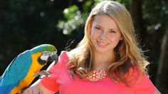 Bindi Irwin to Team up with Sea World - http://thetrendguys.com/2014/03/07/bindi-irwin-team-sea-world/