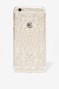 Felony Case Kaleidoscope Clear iPhone 6 Phone Case