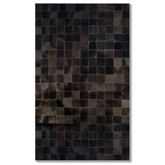 Square Patches Chocolate, $550, now featured on Fab.