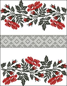 Click to close image, click and drag to move. Use arrow keys for next and previous. Cross Stitch Borders, Cross Stitch Samplers, Cross Stitching, Cross Stitch Patterns, Folk Embroidery, Cross Stitch Embroidery, Embroidery Patterns, Laser Art, Flower Patterns