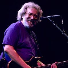 Jerry smiling