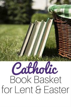 Make some room on your shelves for these Catholic picture books for Lent and Easter. Perfect for families of all ages!