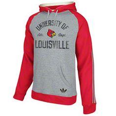 Louisville Cardinals adidas Originals Raglan Hooded Sweatshirt $69.99 http://shop.uoflsports.com/Louisville-Cardinals-adidas-Originals-Raglan-Hooded-Sweatshirt-_-1342922061_PD.html?social=pinterest_pfid52-63699