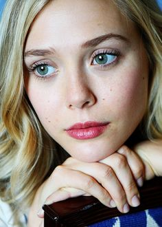 "Elizabeth Olsen ~ beauty & talent ... see ""Liberal Arts"""