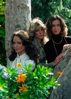 Publicity Photos Season 1 on Charlie's Angels 76-81 - http://ift.tt/2nnR9g5