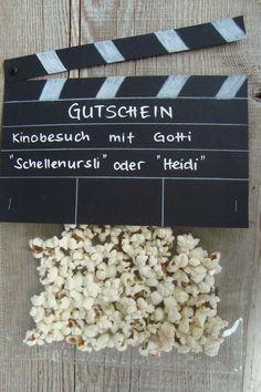 Kleefalter: Kinogutschein verschenken                                                                                                                                                                                 Mehr