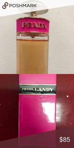 Authentic Prada perfume Authentic Prada Candy Perfume 2.7oz unopened Prada Accessories