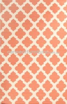 225 x Artisan Road Indian Dhurrie Coral Coral Rug, Dhurrie Rugs, Girl Cave, Gold Palette, Rug Texture, Interiors Online, Modern Art Deco, Coral And Gold, Commercial Furniture