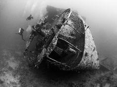 Pecios del mar rojo: El S.S. Thistlegorm