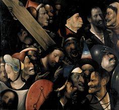 Jheronimus Bosch  De kruisdraging 1510/1516