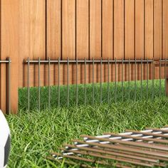 Dog Fence - A Couple Of Steps Towards Finding Success Together With Your Dog Outdoor Dog, Outdoor Living, Outdoor Ideas, Outdoor Projects, Outdoor Life, Outdoor Spaces, Dog Barrier, Training Your Dog, Training Collar