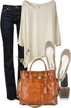 Michael Kors Bags fall 2014 Outfit