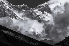mountains with white snow and fog during daytime Beautiful, free Travel photos from the world for everyone - Infinity Collections Free Travel, Cheap Travel, Landscape Photography Tips, Travel Photography, Travel Images, Travel Photos, Visa Information, Sky And Clouds, Amazing Adventures