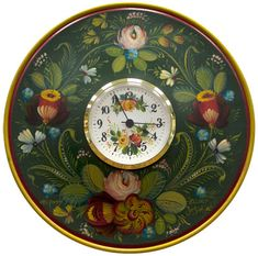 Home for Jo Sonja's Artist Colors, Jo Sonja's Sure Touch brushes and Jo Sonja designs, books and dvds. Painted Plates, Painted Books, Hand Painted, Tole Decorative Paintings, Tole Painting Patterns, Clock Decor, Art Decor, Painting On Wood, Painting & Drawing