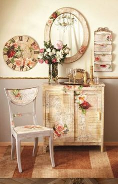 Shabby chic decorating ideas on a budget  http://www.littlepieceofme.com/diycrafts/cheap-shabby-chic-decorations/ #shabbychicdecoronabudget