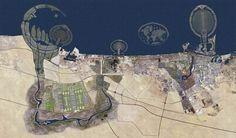 12. Vous êtes partants pour une virée à Dubai aux Emirats Arabes ? Voici deux photos qui devraient vous convaincre