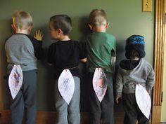Preschool activity--FOX