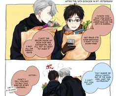 YOLO on ice scanlations — YOI LOG2(※腐向け) by  矢代 please like and support...