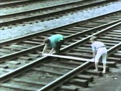 ▶ Safety near trains featuring the New York Central -1960's Educational Documentary - WDTVLIVE42 - YouTube