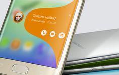 Características técnicas, promociones y planes para el smartphone Samsung Galaxy S6 Edge (32GB). Encuentra los mejores planes de teléfonos celulares.