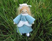 Cinderella Miniature Bendy Doll