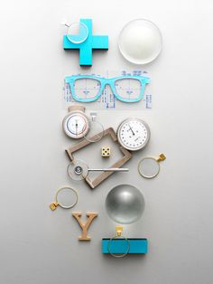 nice use of props. Still life, glasses Philip Karlberg for Synsam Eyewear Flat Lay Photography, Still Life Photography, Creative Photography, Test Visual, Optometry Office, Memphis Pattern, Brand Building, Store Displays, Layout Inspiration