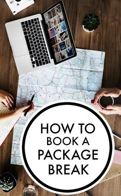 Booking a package holiday may seem simple. We all know how to find a package deal, right? That's so 1988. So the title could have you thinking we've stepped into a time machine to steal you away from that online booking engine you're using. But travel is