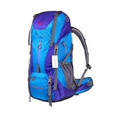 OutdoorMaster Creeper 60L Internal Frame Backpack Travel Backpack With Adjustable System for Camping Hiking $69.99 http://amzn.to/1Lo0fMi