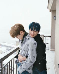 Jaehyun & Jungwoo So cuteeee
