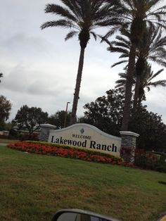 Lakewood Ranch, FL - our new hometown - January 2014