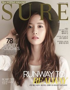 YoonA captivates hearts with her sweet photo shoot for 'Sure' magazine | allkpop.com