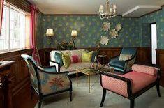 Resultado de imagem para red and green furniture