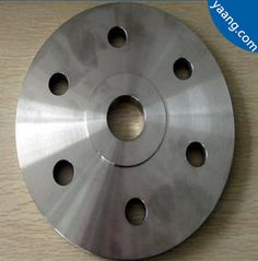 DIN A182 F304 PN16 Stainless Steel Plate Flanges_Zhejiang Yaang Pipe Industry Co., Limited