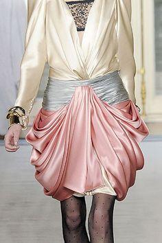 Tendencias de la moda: Los drapeados y los plisados | MujerEstilo