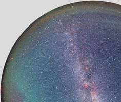 Airglow by Doug Zubenel.  Click on photo to see full image and explanation.