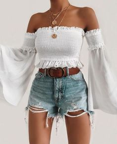 Simple Winter Outfits, Trendy Summer Outfits, Cute Casual Outfits, Fall Outfits, Teen Fashion Outfits, Mode Outfits, Fashion Quiz, Jeans Fashion, Trendy Mood