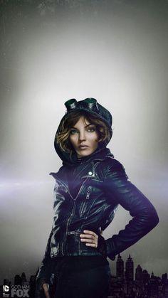 Selina #Gotham