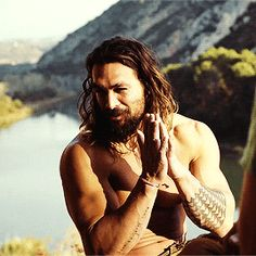 Jason Momoa is in a League of his own American Way Magazine Jason Momoa Aquaman, Jason Momoa Gif, Jason Moma, Gorgeous Men, Beautiful People, Metzger, My Sun And Stars, Lisa Bonet, Romance